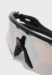 Oakley - RADAR ADVANCER UNISEX - Sportbrille - polished black - 7