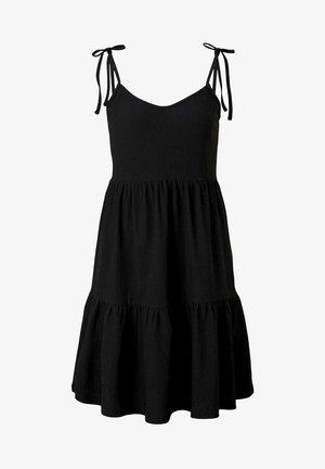 Sukienka z dżerseju - deep black
