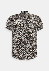 Johnny Bigg - CHANCE ANIMAL PRINT - Shirt - white - 4