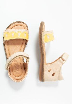 ALBERTE  - Sandals - creme