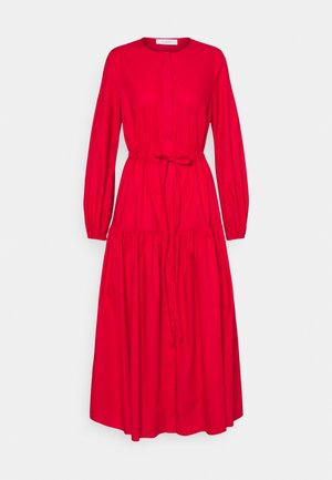 ORTENSIA - Maxi dress - garnet red