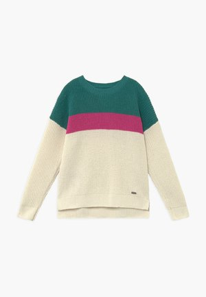 JOANA - Strickpullover - multi-coloured