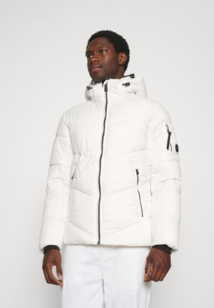 CASUAL PUFFER JACKET - Winter jacket - off white