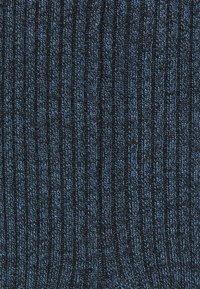 Lindex - SKIRT VIC - Pencil skirt - dark blue melange - 2