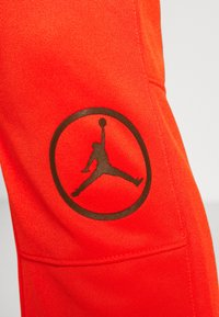 Jordan - PANT - Tracksuit bottoms - chile red/black - 6
