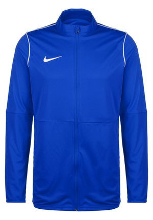 PARK - Training jacket - royal blue / white