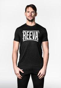 Reeva - T-shirt print - black - 0