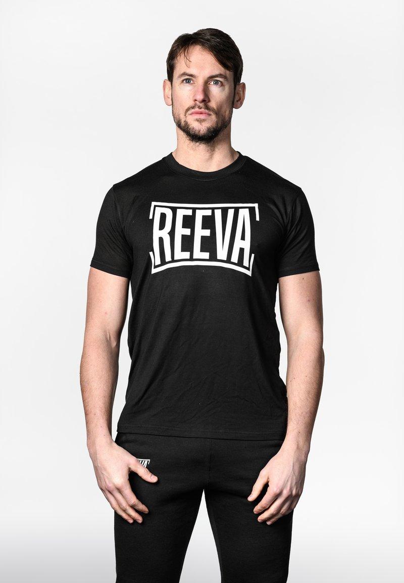 Reeva - T-shirt print - black