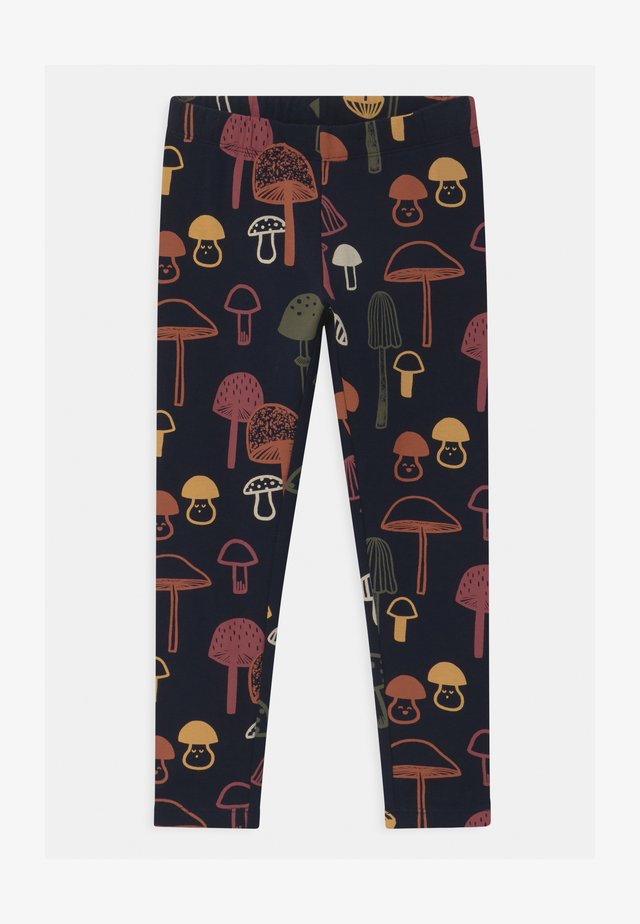 MINI KIDS MUSHROOM - Legging - dark navy