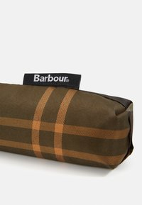 Barbour - PORTREE UMBRELLA - Umbrella - light brown/dark blue/olive - 3
