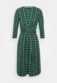 King Louie - HAILEY DRESS ABERDEEN - Day dress - fir green - 5