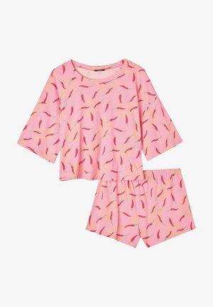 2 PACK - Pyjama - rosa rosa sttoo hot