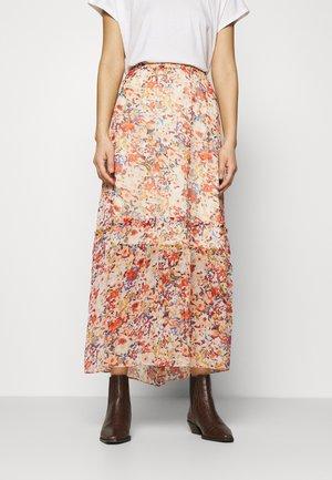 VALERIESZ SKIRT - A-line skirt - gray artica
