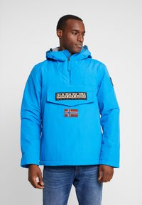 Napapijri - RAINFOREST WINTER - Windbreaker - french blue - 0