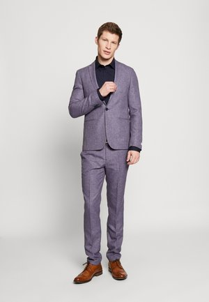 PRIZE SUIT - Kostym - blue