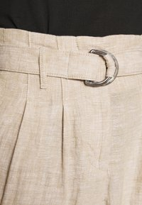 Marks & Spencer London - Trousers - beige - 4