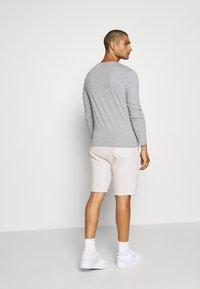 AllSaints - RAVEN  - Tracksuit bottoms - bleach grey - 2