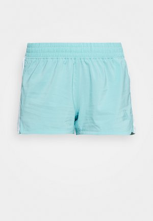 PACER - Pantaloncini sportivi - mint ton/white