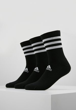 3 PACK - Sports socks - black