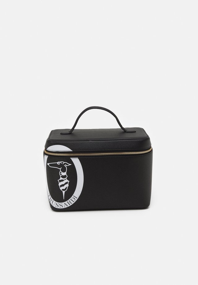PRE LOGO POP TRAVEL BEAUTY CASE - Trousse de toilette - black