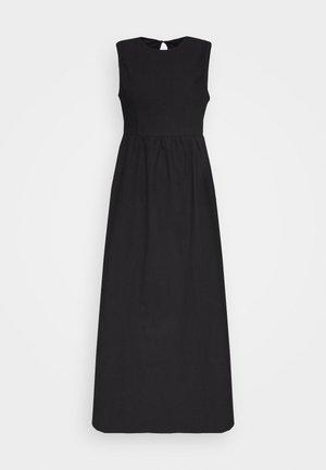 TANK DRESS - Maxi dress - black