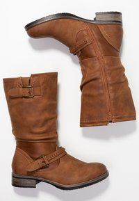 Rieker - Vysoká obuv - nuss - 3
