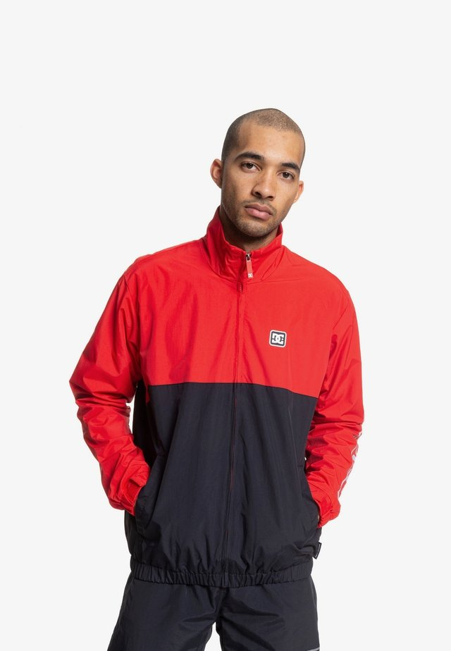 Parka - RACING RED