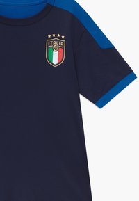 Puma - ITALIEN FIGC TRAINING SHIRT - National team wear - peacoat/team power blue - 3