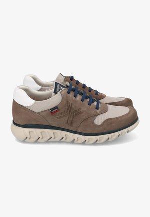 SQUALO - Zapatos con cordones - gris
