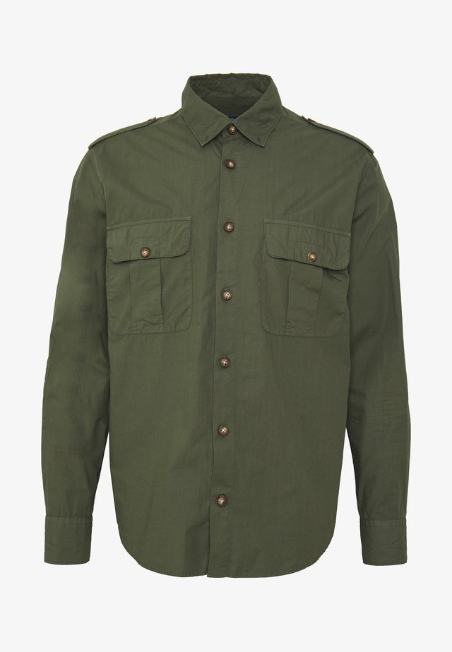 TROPICAL - Camicia - military green