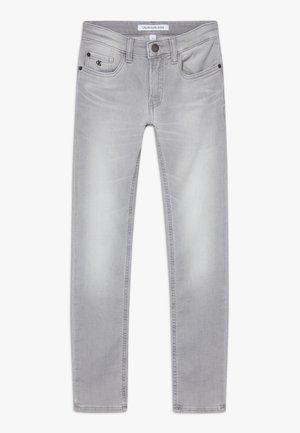 SKINNY ATH SOFT GREY STRETCH - Jeans Skinny Fit - grey