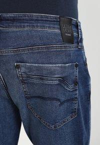 Mavi - MARCUS - Straight leg jeans - deep ultra move - 4