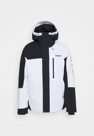 Snowboardová bunda - black/white