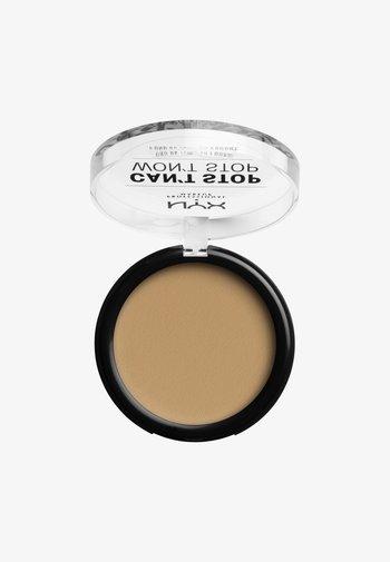 CAN'T STOP WON'T STOP POWDER FOUNDATION - Powder - CSWSPF11 beige