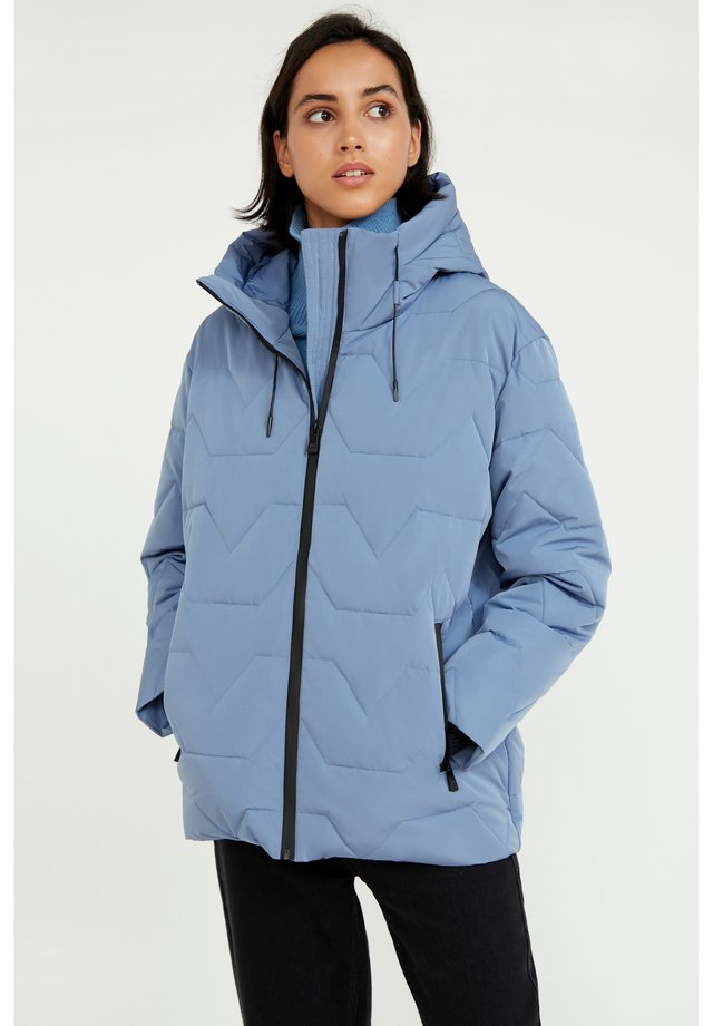 Winter jacket - light blue