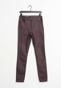 Vila - Slim fit jeans - purple - 0