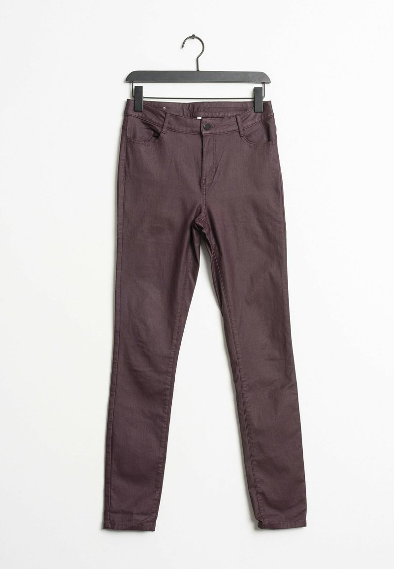 Vila - Slim fit jeans - purple