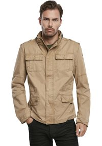 Brandit - HERREN BRITANNIA JACKET - Summer jacket - camel - 2