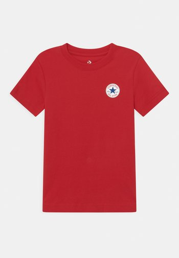 UNISEX - T-shirt basique - enamel red