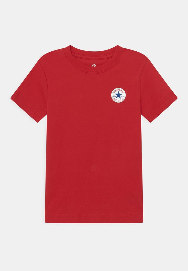 UNISEX - T-shirt basique - enamel red