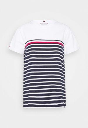 BALOU REGULAR ROUND - T-shirt print - desert sky