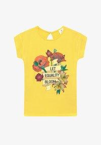 The New - ODILLA TEE - T-shirt print - aurora - 2