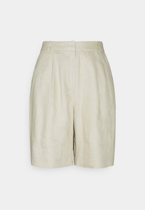 HIGH WAIST  - Shorts - light khaki