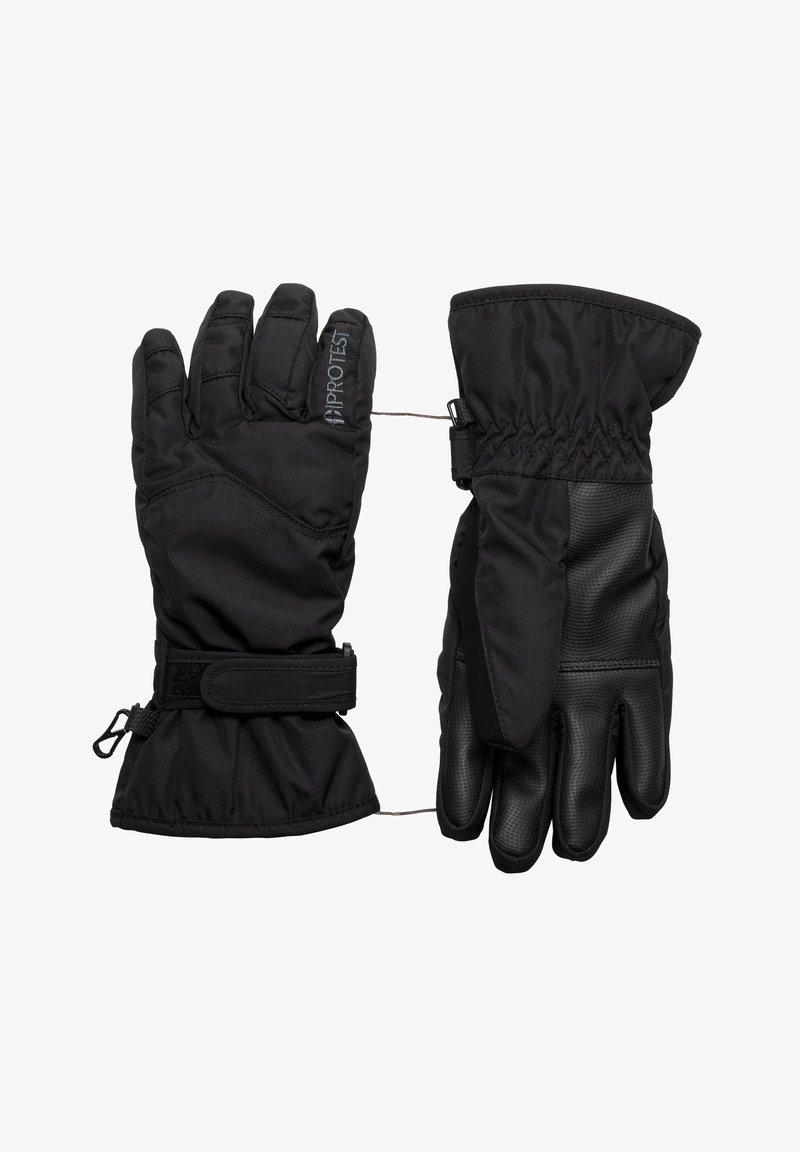 Protest - Gloves - noir