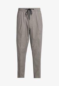 ACTIVE PANT PUPPYTOOTH - Kalhoty - grey