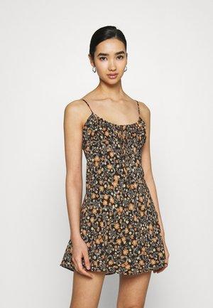 JANICE MINI DRESS - Day dress - print
