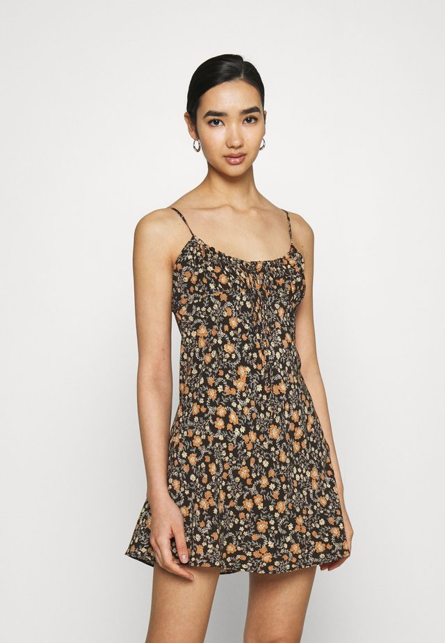 JANICE MINI DRESS - Kjole - print