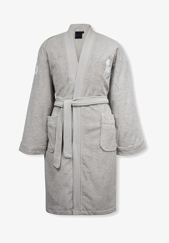 BIG POLO PONY - Dressing gown - grey