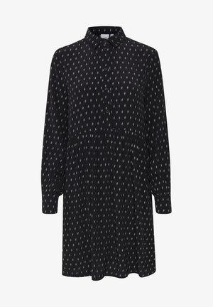 IHCARINA - Shirt dress - black