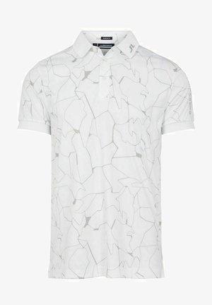 Sports shirt - slit white